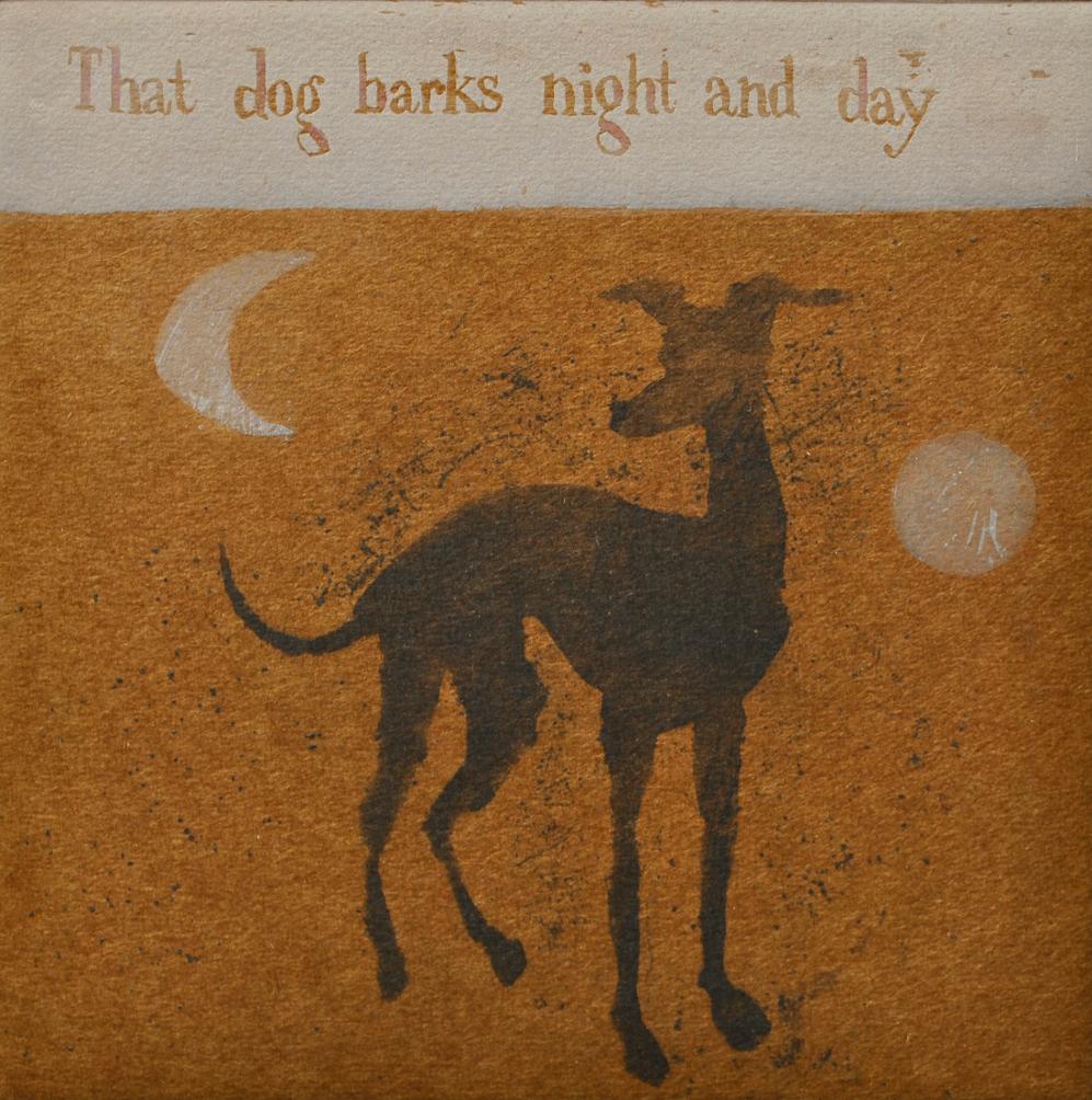 Cole Porter's dog I