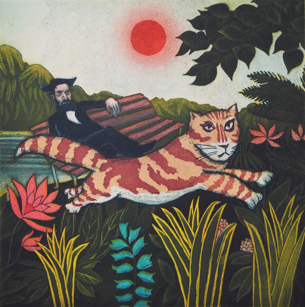 Rousseau's cat I