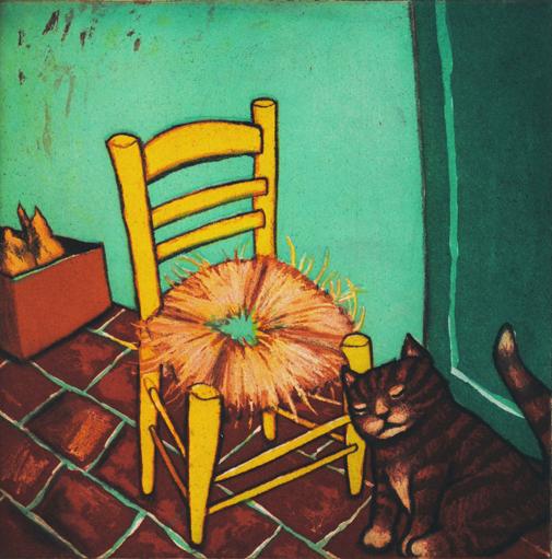 Van Goghs cat
