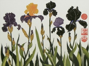 Flag-Irises