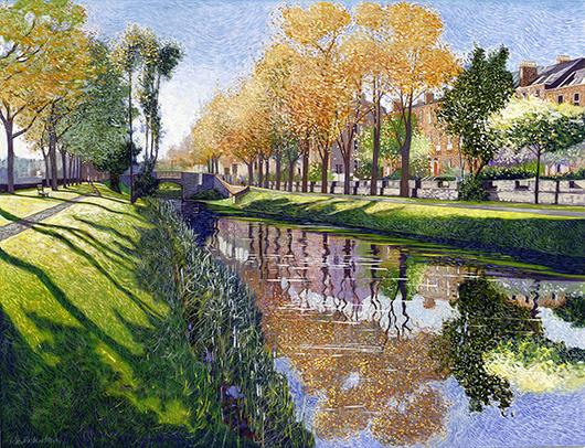 Into-the-Light-Grand-Canal-Dublin