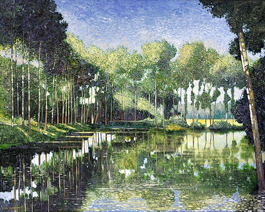 Pollys-Pond