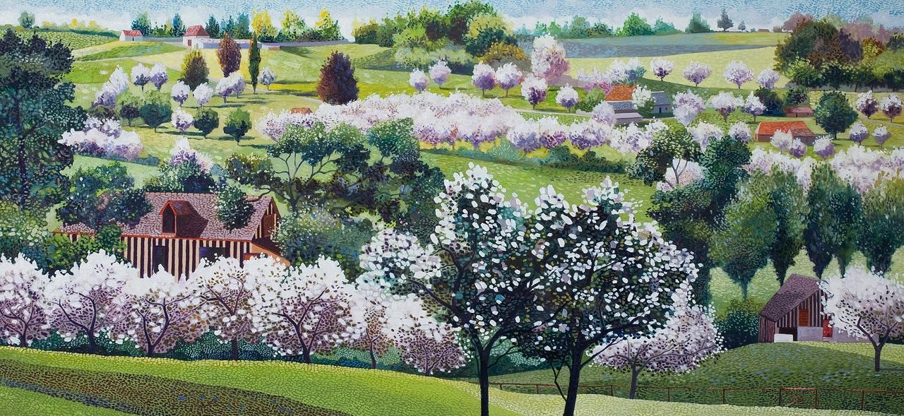 Springtime-Normandy